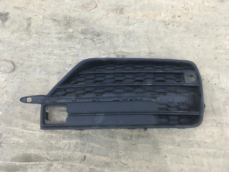 Решетка в бампер Volvo Xc90 2 2014 правая