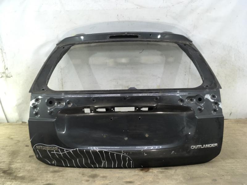 Крышка багажника Mitsubishi Outlander 3 2012