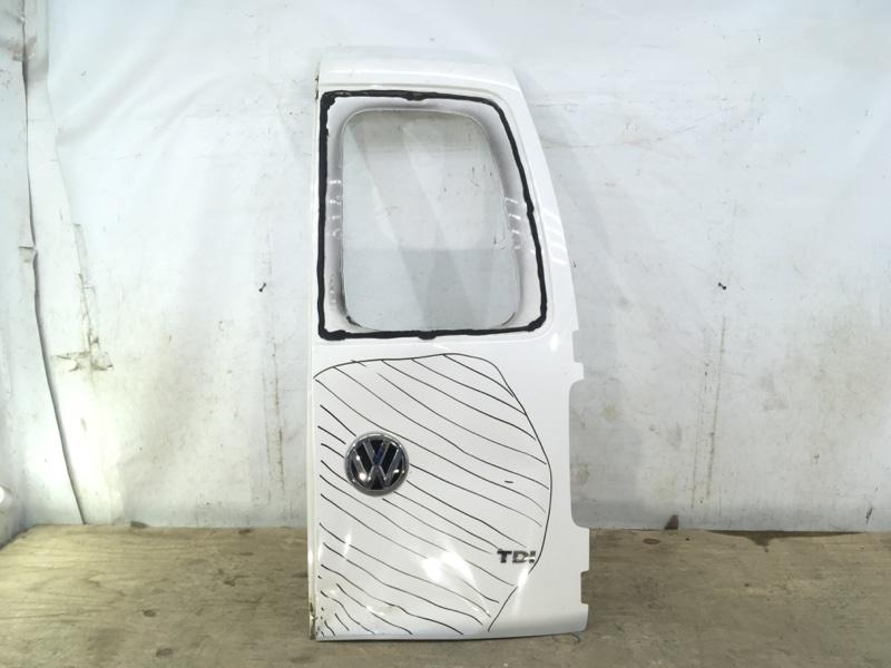 Дверь багажника Volkswagen Caddy 3 2004 правая