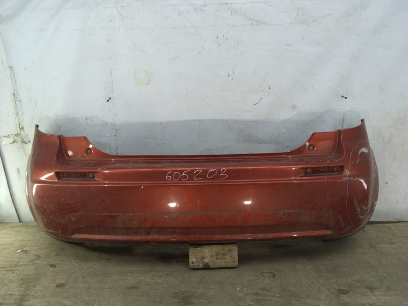 Бампер Suzuki Sx4 1 2009 задний