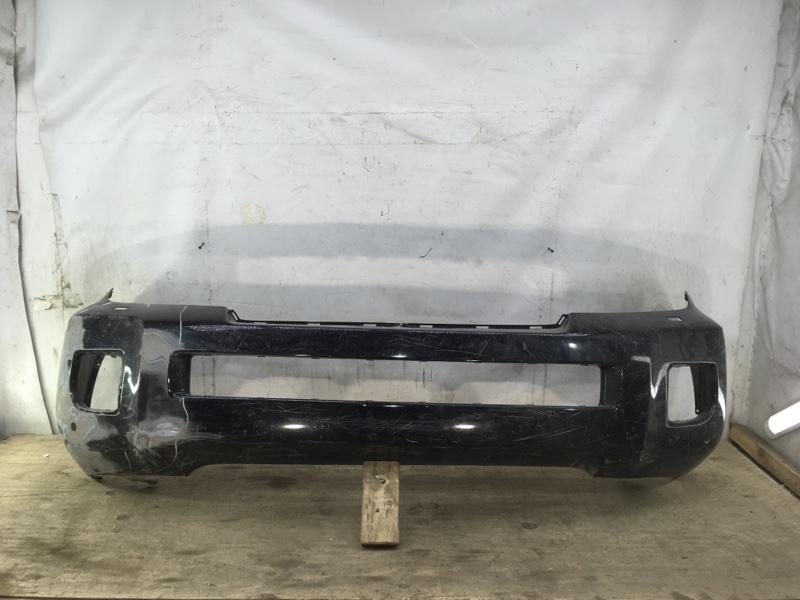 Бампер Toyota Land Cruiser 200 2012 передний