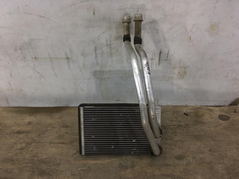 Радиатор печки Chevrolet Cruze 1 2012