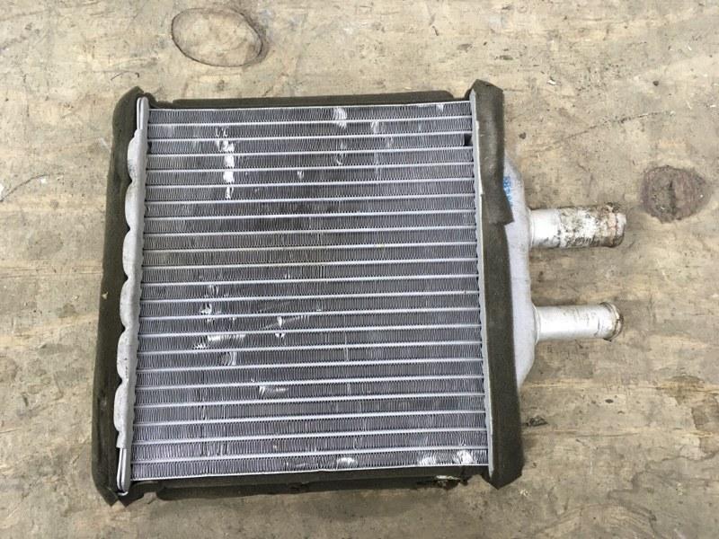 Радиатор печки Chevrolet Lacetti 1 2004