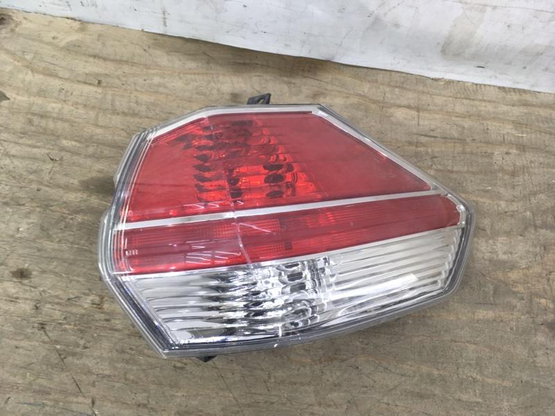 Фонарь Nissan X-Trail 3 T32 2013 задний правый