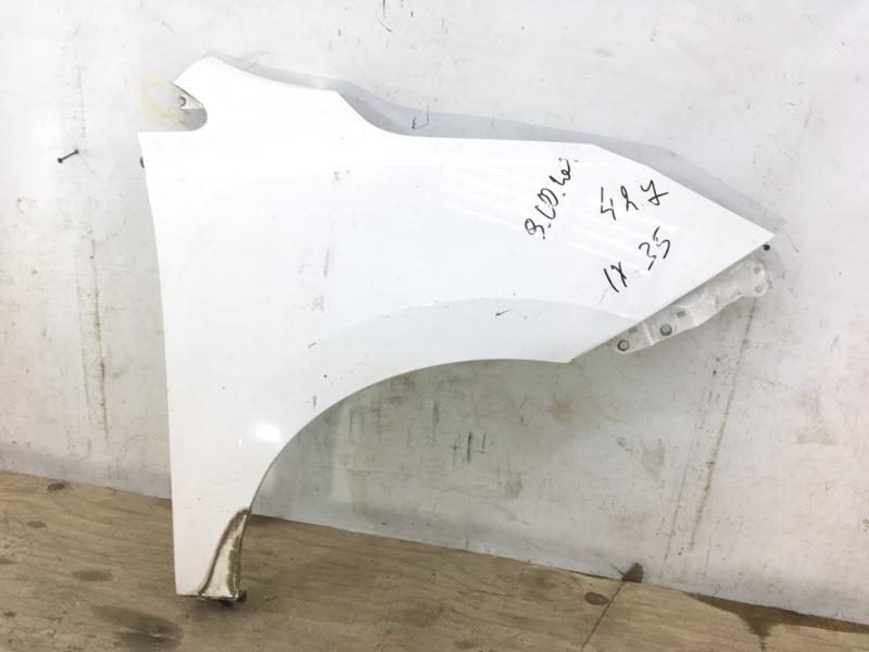 Крыло Hyundai Ix35 1 2010 переднее правое
