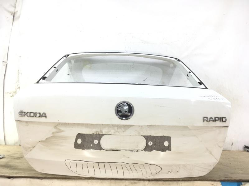 Крышка багажника Skoda Rapid 1 2012