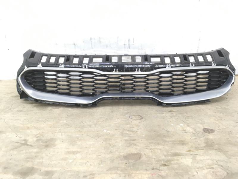 Решетка радиатора Kia Stinger 1 2017