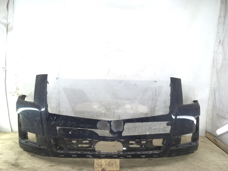 Бампер Cadillac Escalade 4 2014 передний