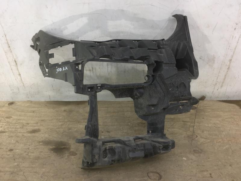 Кронштейн противотуманной фары Bmw X5 G05 2018 передний правый