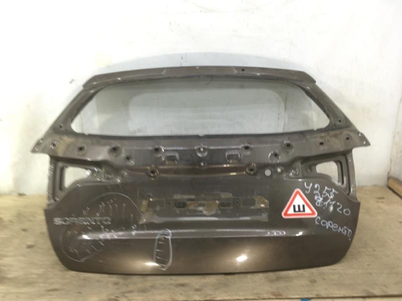 Крышка багажника Kia Sorento 2 XM 2012