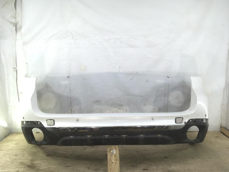 Бампер Bmw X5 F15 2013 задний