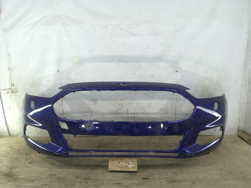 Бампер Ford Mondeo 5 2014 передний