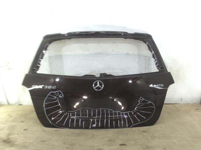 Крышка багажника Mercedes Glk X204 2008