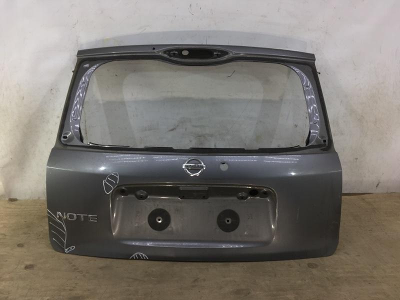 Крышка багажника Nissan Note 1 2005