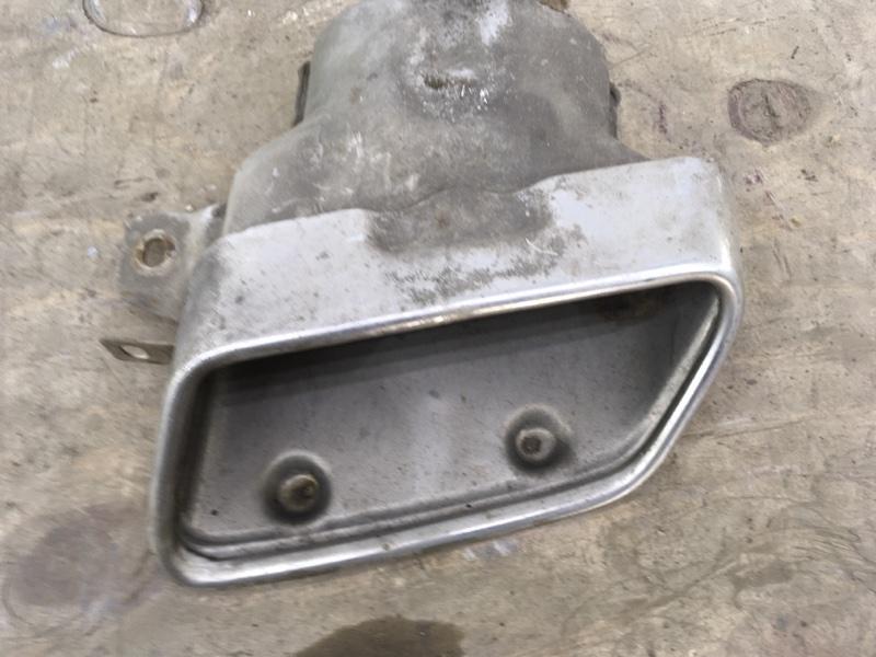 Насадка глушителя Mercedes Glk X204 2012 левая