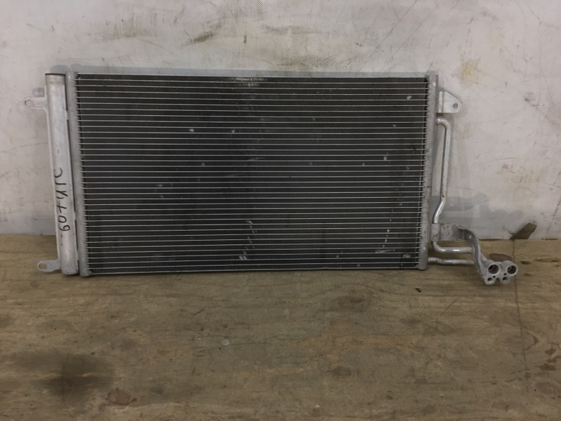 Радиатор кондиционера Volkswagen Polo 6 2020