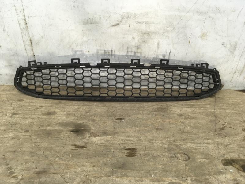 Решетка в бампер Bmw X5 X6 M-Pacet F85 F86 2014 передняя