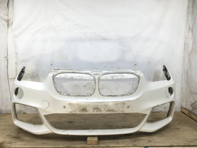 Бампер Bmw X1 M-Pacet F48 2015 передний