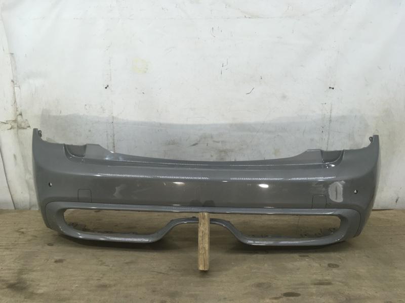 Бампер Mini Hatch Cooper S R56 2014 задний