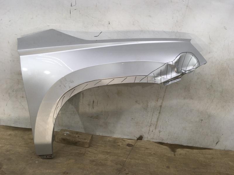Крыло Skoda Karoq 1 2020 переднее правое