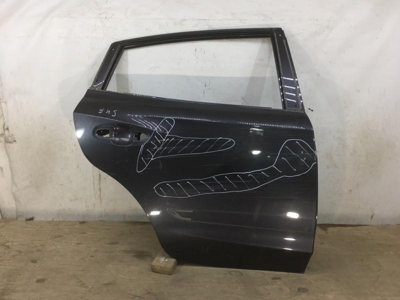 Дверь Subaru Xv 2 2017 задняя правая