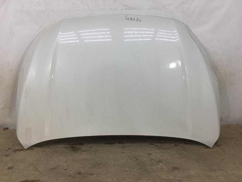 Капот Subaru Impreza 5 2016