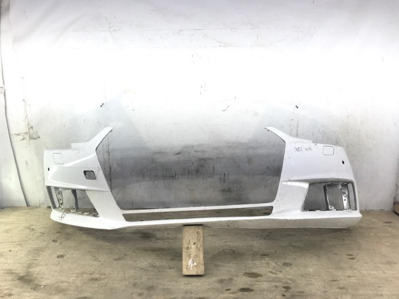 Бампер Audi A4 B9 2015 передний
