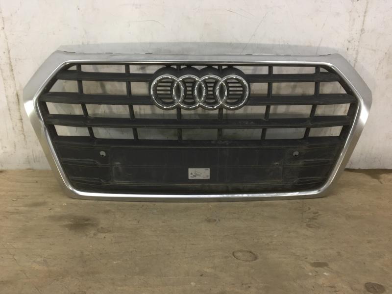 Решетка радиатора Audi Q5 2 FY 2017