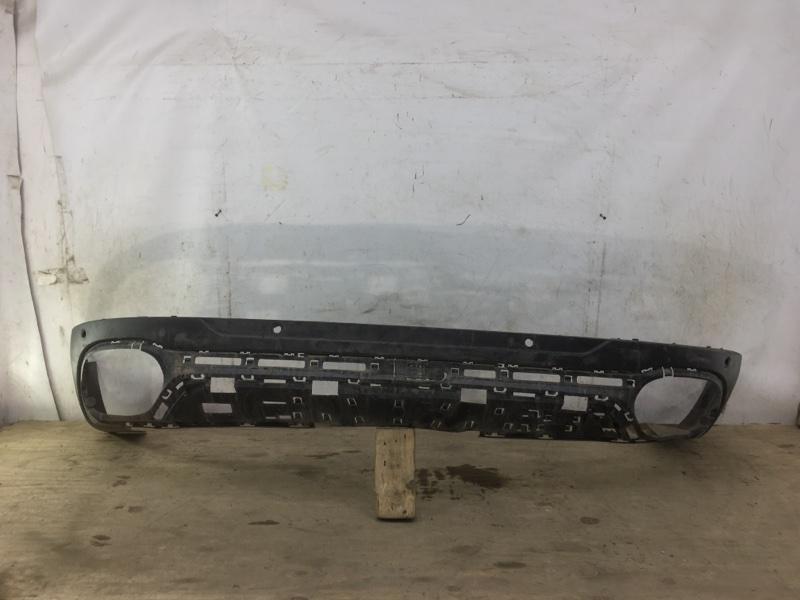 Бампер Bmw X6 F16 2014 задний