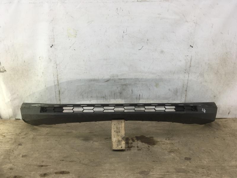 Юбка бампера Skoda Kodiaq 1 2016 передняя