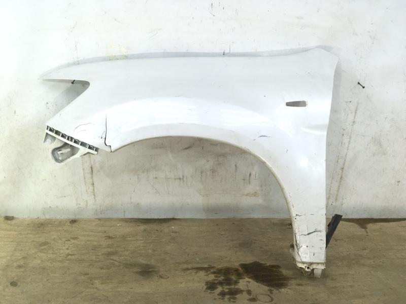 Крыло Mitsubishi Asx 1 2010 переднее левое