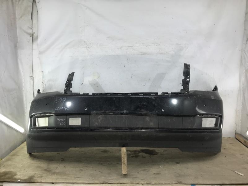 Бампер Chevrolet Tahoe 4 2014 передний