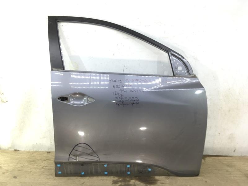 Дверь Hyundai Ix35 1 2010 передняя правая