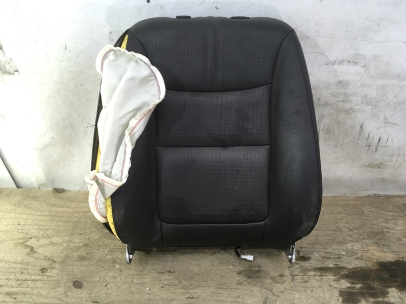 Спинка сидения Kia Sorento 2 XM 2009 передняя правая