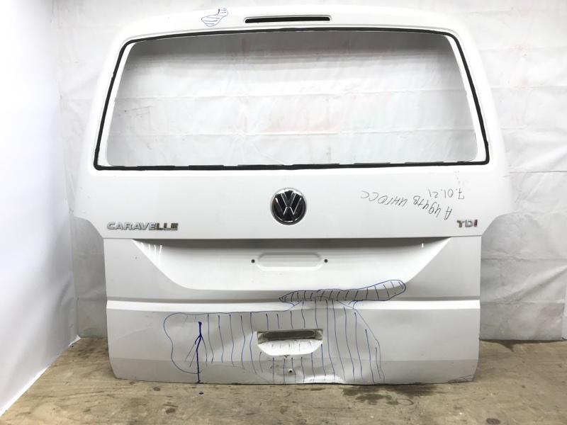 Крышка багажника Volkswagen Caravelle T6 2015 задняя