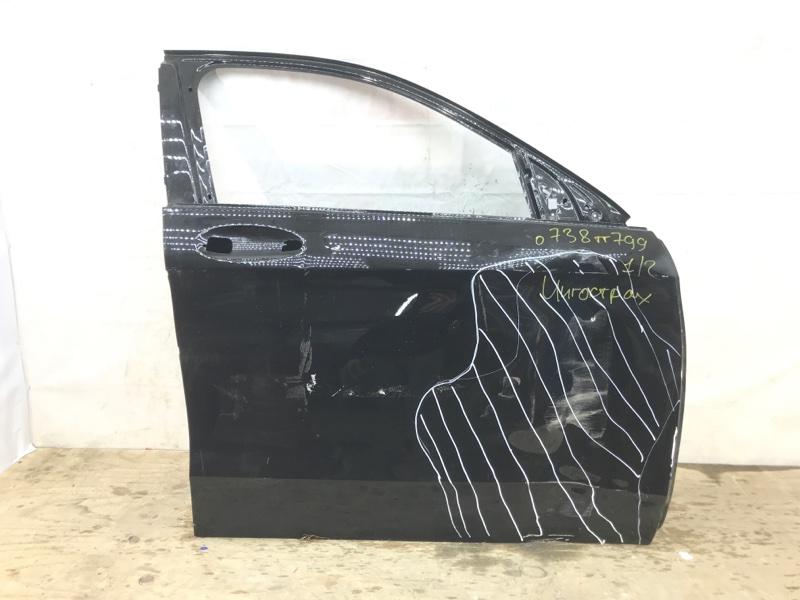 Дверь Mercedes Glc X253 2015 передняя правая