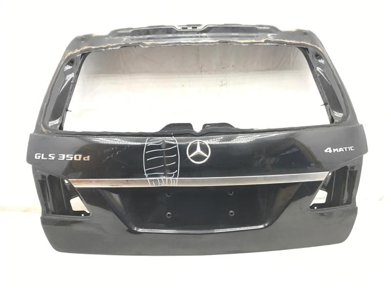 Крышка багажника Mercedes Gls X166 2015