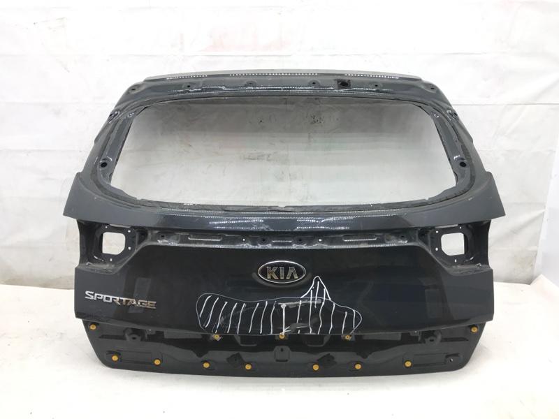 Крышка багажника Kia Sportage 4 QL 2016