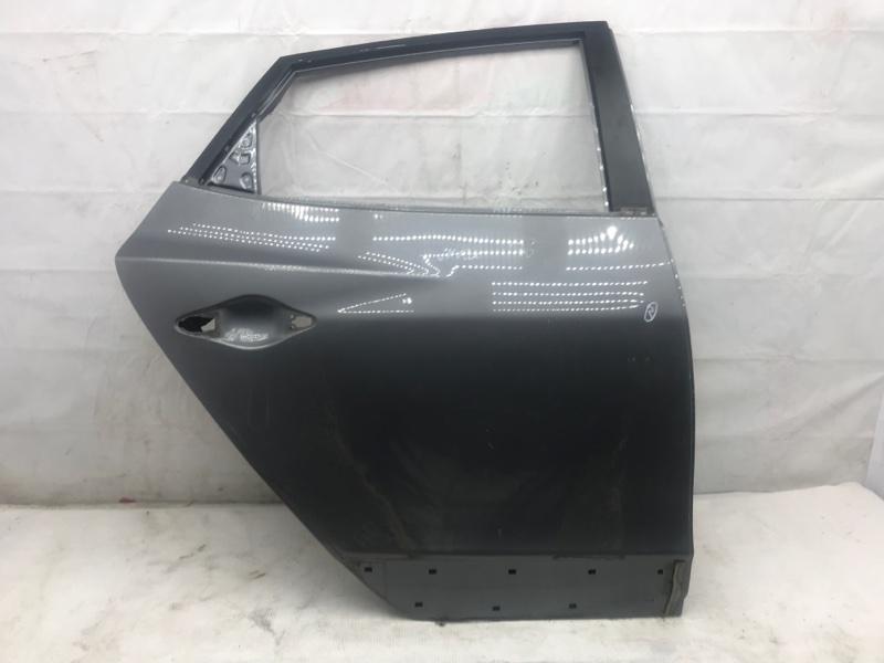 Дверь Hyundai Ix35 1 2010 задняя правая
