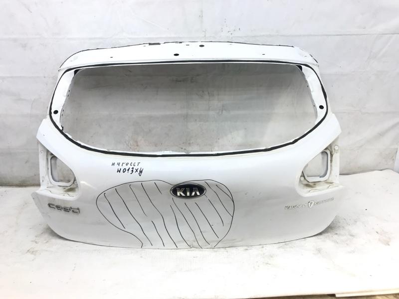Крышка багажника Kia Ceed 2 2012