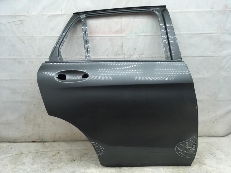 Дверь Mercedes Glc X253 2015 задняя правая