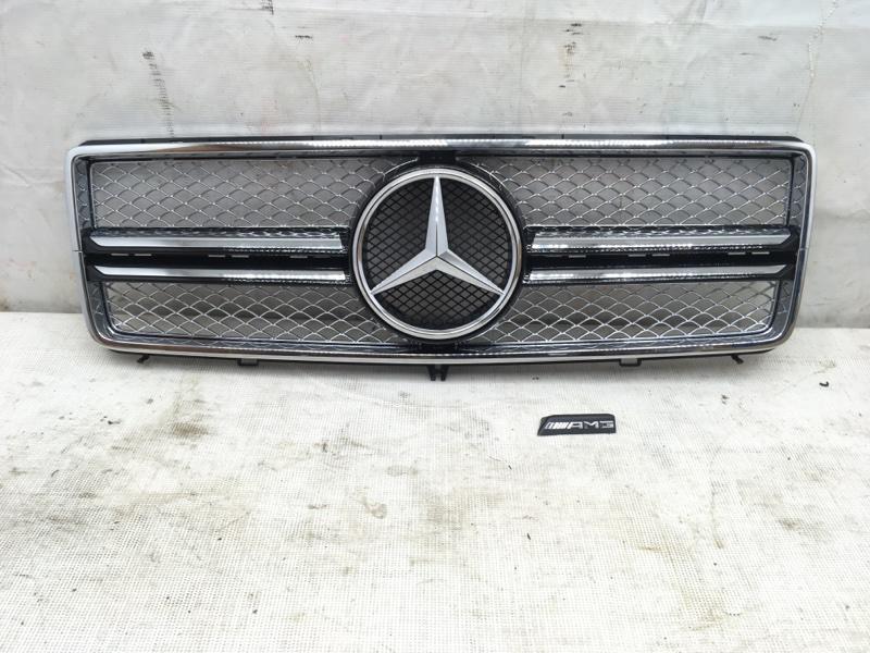 Решетка радиатора Mercedes G63 Amg W463 2012