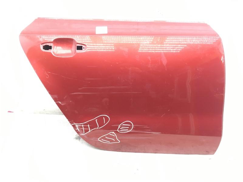 Дверь Audi A7 1 4G 2010 задняя правая