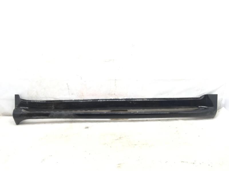 Накладка порога Toyota Land Cruiser 200 2012 правая