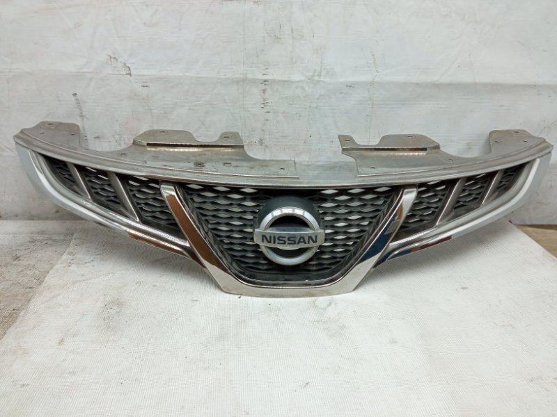 Решетка радиатора Nissan Murano 2 Z51 2010