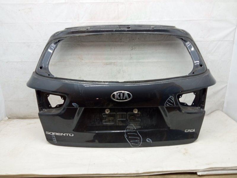 Крышка багажника Kia Sorento 3 PRIME 2014