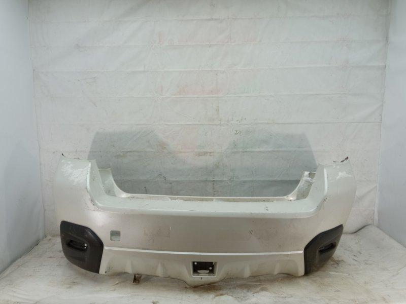 Бампер Subaru Xv 1 2011