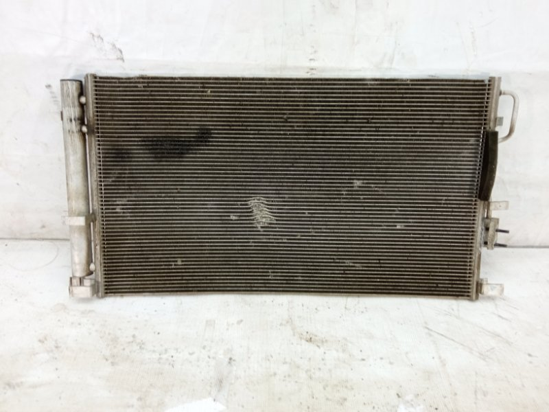 Радиатор кондиционера Kia Sportage 4 QL 2016
