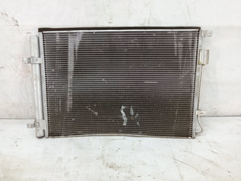 Радиатор кондиционера Kia Rio 3 2011