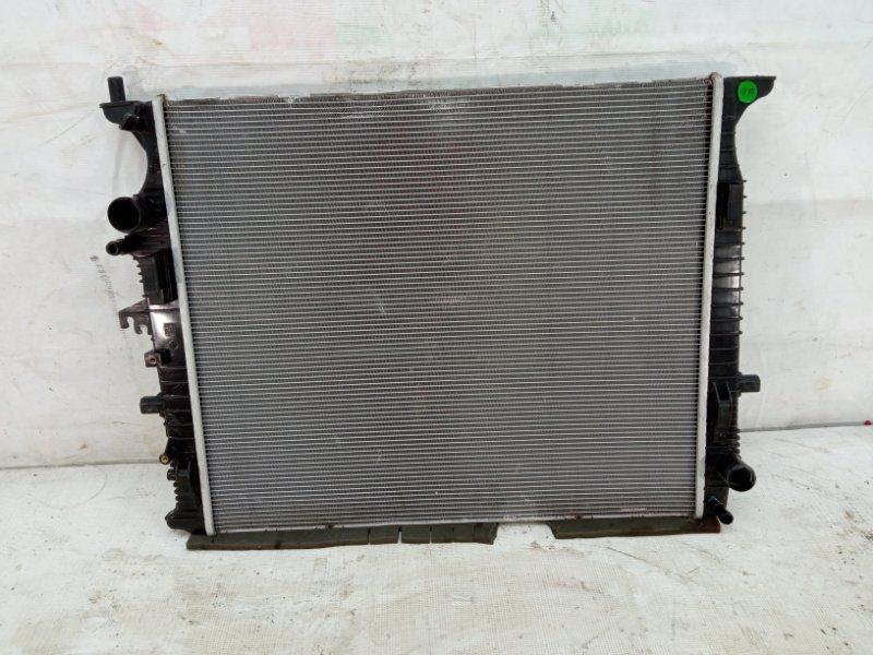 Радиатор охлаждения Geely Atlas 1 2016